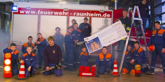 Möglichkeiten zur Mitgliederwerbung – Beispiel Feuerwehr Raunheim