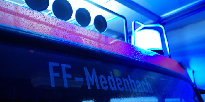 Das Wiesbadener Feuerwehrportal zu Besuch: FF-Medenbach