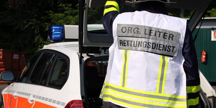 Zu Besuch bei LNA und OLRD: Die Einsatzleitung Rettungsdienst