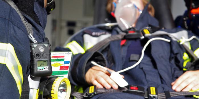 Unterschätzte Gefahr? Rettungskräfte in Wiesbaden starten Studie zur Kohlenmonoxid-Gefährdung