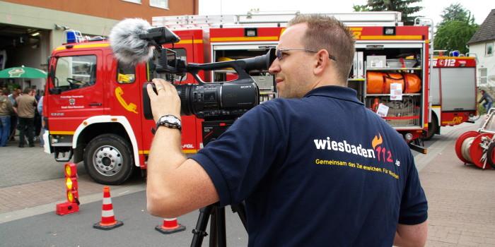 Videokamera defekt – Einsatzvideos kommen leider mit Verzögerung