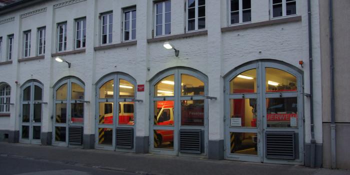 Einbruch ins Biebricher Feuerwehrhaus – Zeugen gesucht