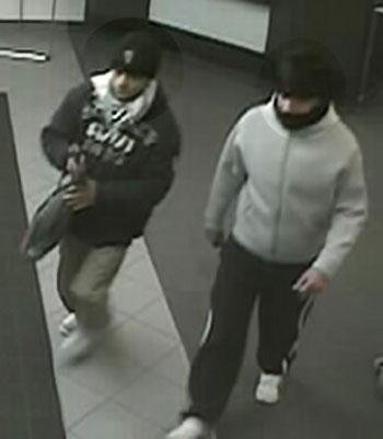 Banküberfall in Dotzheim – Junges Duo flüchtet mit hoher Beute