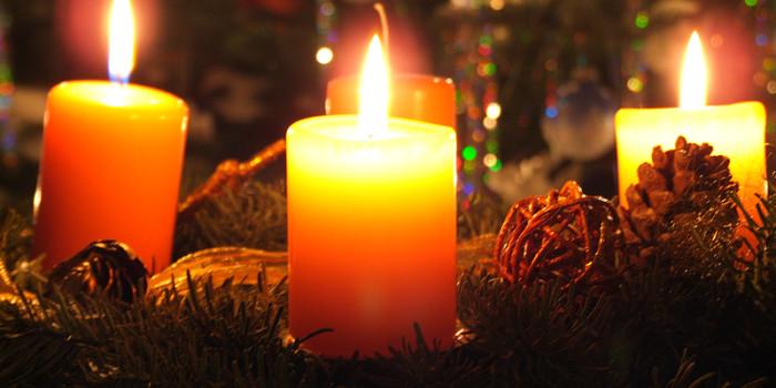 Feuerwehr gibt Tipps: Damit der Weihnachtsbaum nicht brennt…