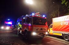 Mülltonnen in der Innenstadt niedergebrannt – Polizei sucht Zeugen