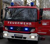Werkstattbrand beim ZDF in Mainz