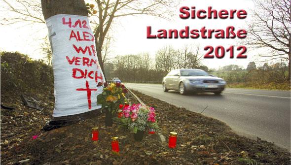 """Polizei Hessen startet Kampagne """"Sichere Landstraße 2012"""""""