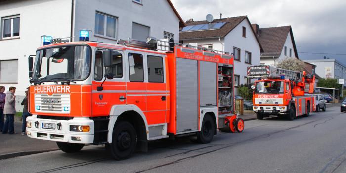 Saunabrand in Nordenstadt verläuft glimpflich