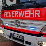 Bettwäsche fängt Feuer – Bewohnerin erleidet Rauchgasvergiftung