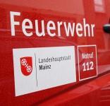 Waschmaschinenbrand in Mainz-Marienborn schnell gelöscht