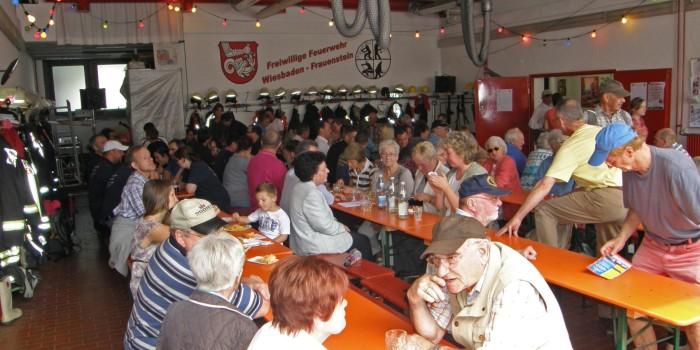 FF-Frauenstein freut sich über Erfolg des traditionellen Maifestes