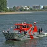 Schlechter Scherz: Angeblicher Suizid durch Brückensprung in den Rhein