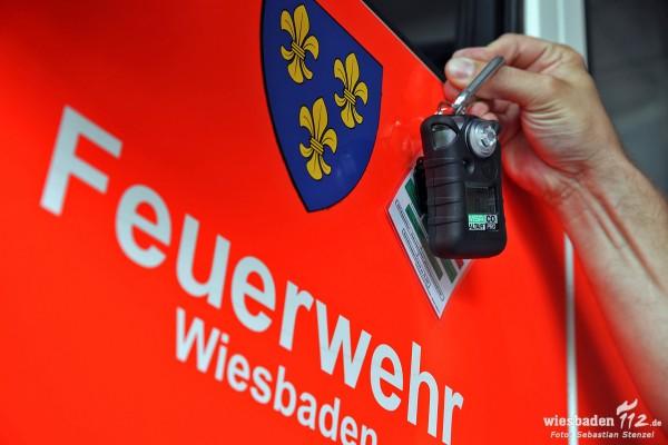 Gefährdung durch Kohlenmonoxid: Eindeutiges Ergebnis der Studie der Feuerwehr Wiesbaden