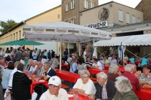 Sommerfest der FF-Erbenheim am Samstag