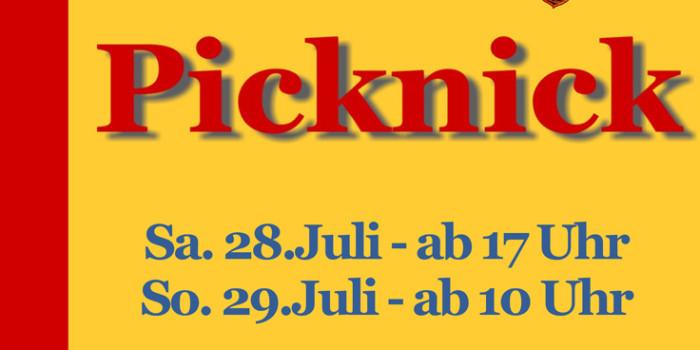 Picknick der Feuerwehr Breckenheim am Wochenende