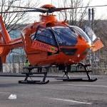 Schwerer Verkehrsunfall bei Mörfelden-Walldorf – Rettungshubschrauber im Einsatz