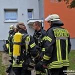 Reizgas in Mehrfamilienhaus versprüht – Vier Verletzte