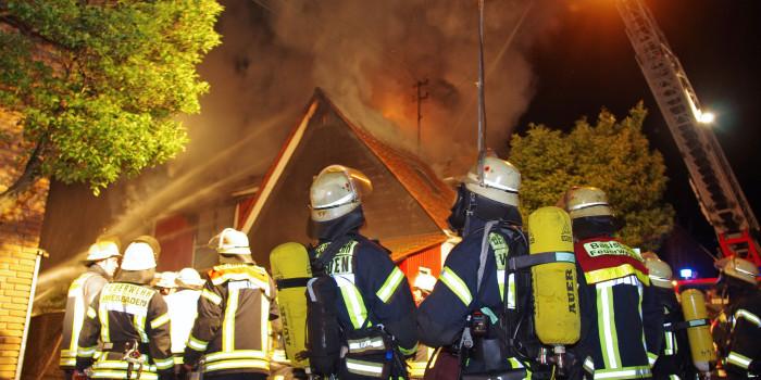 Wohnhaus in Schierstein brennt nieder – Ehepaar kommt ums Leben