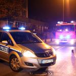 Polizei und Feuerwehr Wiesbaden