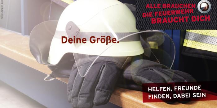 """""""Alle brauchen die Feuerwehr und die Feuerwehr braucht Dich"""" – Neue Mitgliederwerbekampagne für Freiwillige Feuerwehren"""