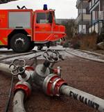 """Brandeinsatz am """"Tag der Feuerwehr"""" in Gonsenheim"""