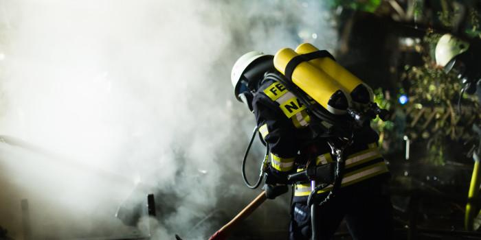 Parzelle auf Nauheimer Campingplatz ausgebrannt