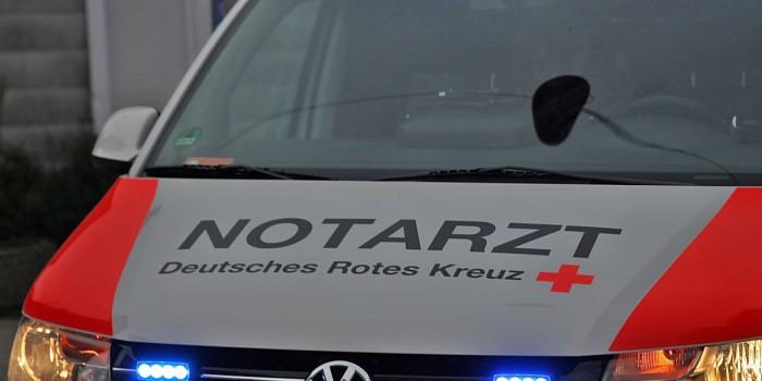 Radfahrerin aus Hattersheim im Gegenverkehr von Mercedes erfasst