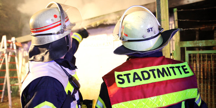 Brand in Gaststätte – 200.000 Euro Sachschaden