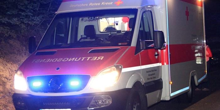 Vorfahrt missachtet: Drei Verletzte bei Zusammenstoß bei Heidenrod-Kemel