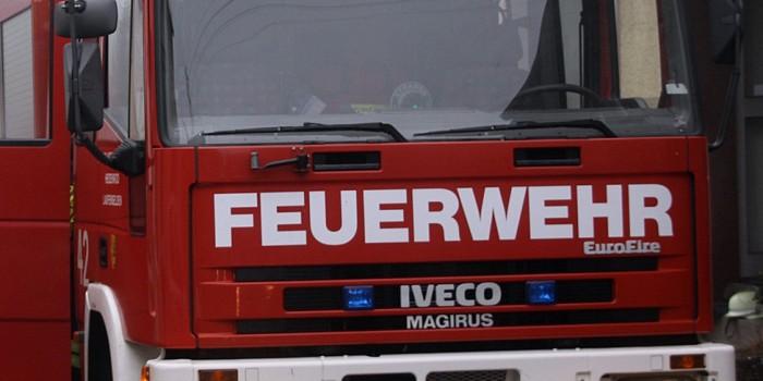 Nebengebäude von Waldgaststätte in Kiedrich abgebrannt