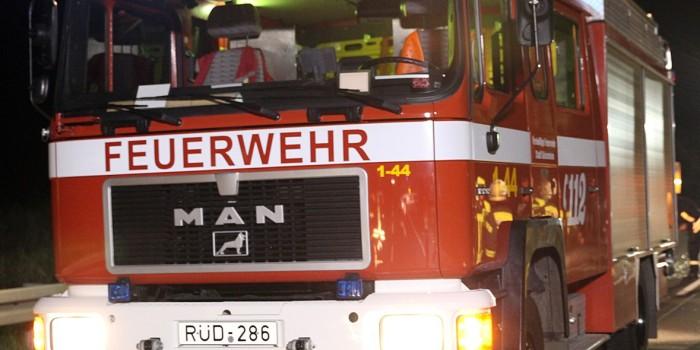 Fünf Bauarbeiter durch Quecksilber am Bahnhof Oestrich-Winkel verletzt