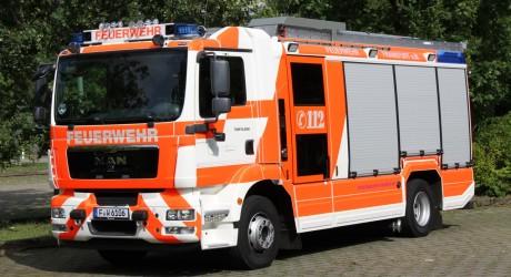 Bei BMA-Alarm in Frankfurt: Angriff auf Feuerwehrleute