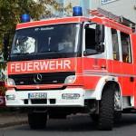 Wieder Mülltonnen in Kostheim in Brand gesteckt