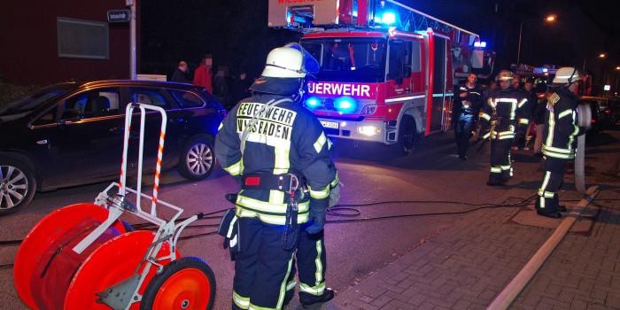 Wieder Feuer in der Teplitzstraße – Kellerbrand schnell gelöscht