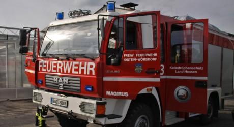 Drei Leichtverletzte durch Kohlenmonoxid in Idstein – Motorpumpe im Keller betrieben