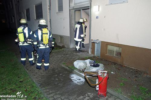 Erneuter Brand in der Teplitzstraße – Brandstifterin nun vor Gericht