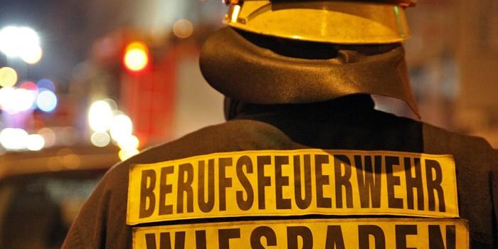 Berufsfeuerwehr Wiesbaden sucht Brandmeister/-innen