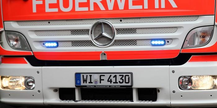 Handbremse vergessen: Auto rollt fast in den Rhein
