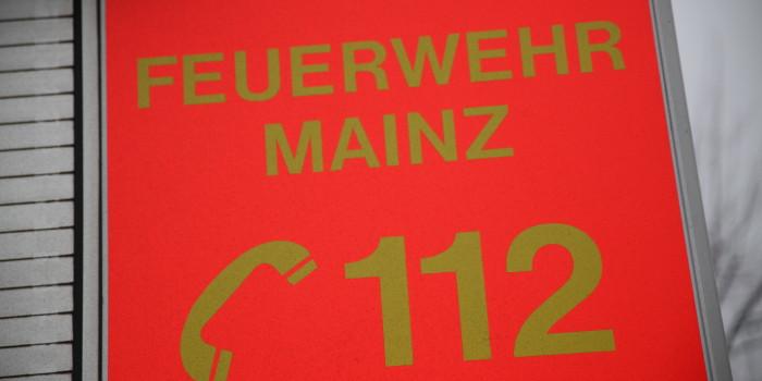 Fünfstündige Löscharbeiten: Brand im Mainzer Müllheizkraftwerk