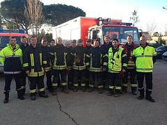 Wallufer Rettungskräfte kehren vom Hilfseinsatz in Frankreich zurück