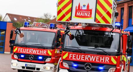 Berufsfeuerwehr Mainz sucht Nachwuchskräfte als Brandmeister/-in und Brandoberinspektor/-in