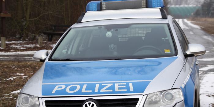 Unfall nach Verfolgungsfahrt – Mit 200 km/h durch Mainz