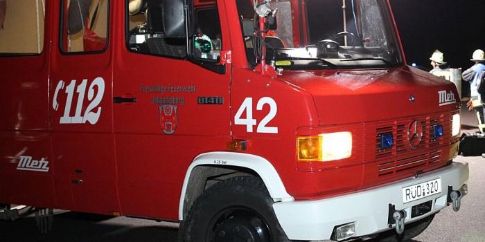 Millionenschaden nach Brand in Geisenheimer Gewerbebetrieb