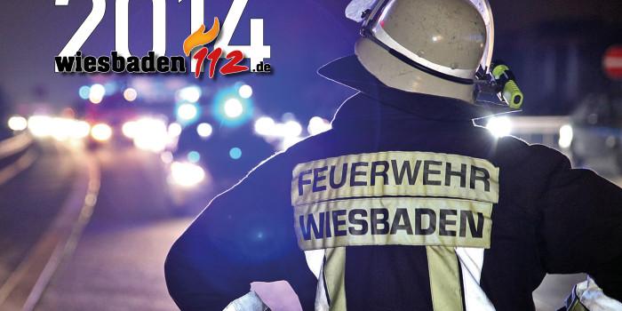 """Jetzt bestellen: Der """"Feuerwehr Wiesbaden""""-Kalender für 2014"""