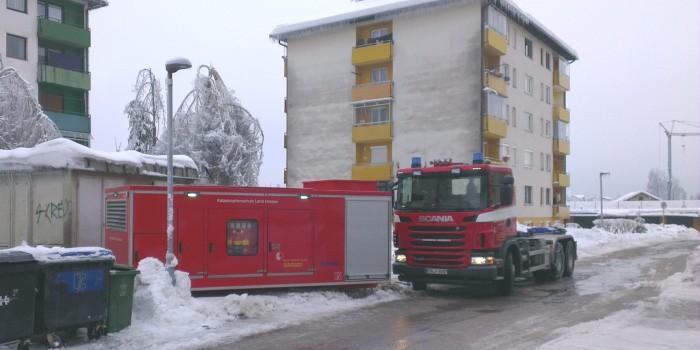 Hessische Helfer beenden Slowenien-Einsatz voraussichtlich am Wochenende