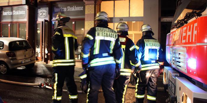 Unbekannte legen Feuer in Biebrich, Erbenheim und Kostheim
