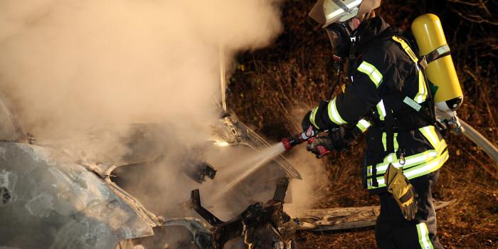 Feuer an Vereinsgaststätte in Groß Gerau