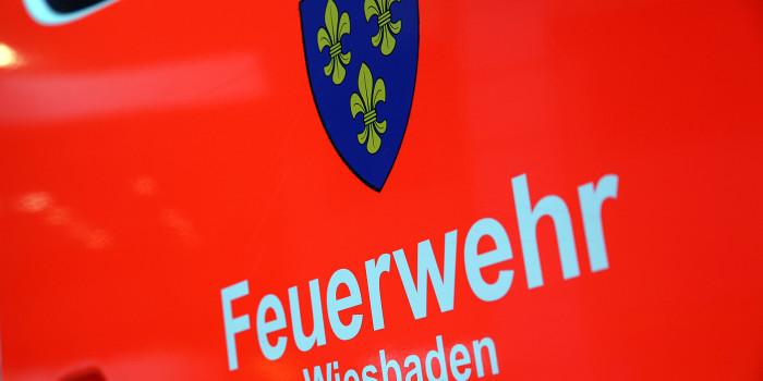 Feuer in Kleidergeschäft in Wiesbadener Fußgängerzone