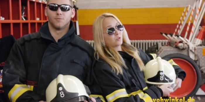 """""""Super Wehr, super Hobby, supergeil!"""" – Kreative Mitgliederwerbung der Feuerwehr Vohwinkel"""