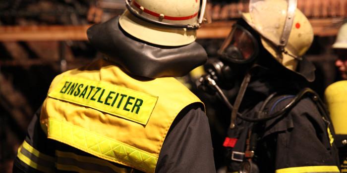 Kellerbrand in Bischofsheim – Bewohner über Leiter gerettet